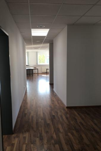 Laminat, elegant (Büro)