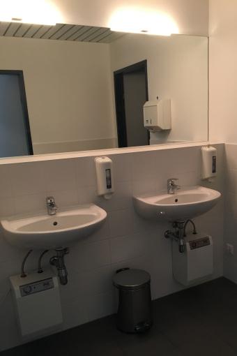 Waschraum (Büro)